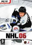 Carátula de NHL 06 para PC