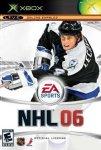 Carátula de NHL 06 para Xbox Classic