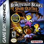 Carátula de Berenstain Bears and the Spooky Old Tree para Game Boy Advance