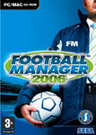 Carátula de Football Manager 2006 para PC