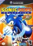 Carátula de Sonic Gems Collection para GameCube
