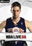 Car�tula de NBA Live 06 para PC