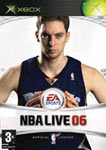 Carátula de NBA Live 06 para Xbox Classic