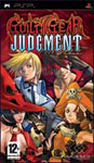 Carátula de Guilty Gear Judgment para PlayStation Portable