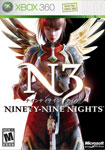 Carátula de N3: Ninety-Nine Nights para Xbox 360