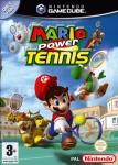 Carátula de Mario Power Tennis para GameCube