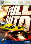 Carátula de Full Auto para Xbox 360