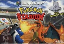 Carátula de Pokémon Stadium