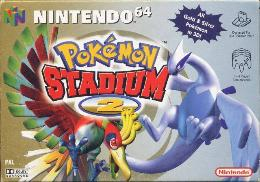 Carátula de Pokémon Stadium 2 para Nintendo 64