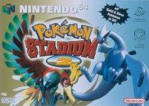 Carátula de Pokémon Stadium 2
