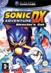 Carátula de Sonic Adventure DX Director's Cut para GameCube