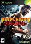 Car�tula de Final Fight: Streetwise para Xbox
