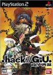 Car�tula de .hack//G.U. Vol. 1: Resurrection para PlayStation 2