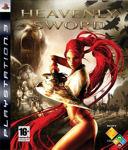 Carátula de Heavenly Sword para PlayStation 3