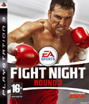 Car�tula de Fight Night Round 3