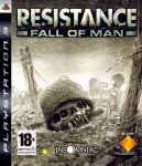Car�tula de Resistance: Fall of Man