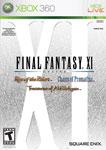 Carátula de Final Fantasy XI para Xbox 360