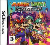 Carátula de Mario & Luigi: Compañeros en el Tiempo