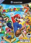 Carátula de Mario Party 7