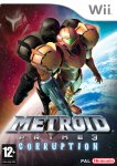 Car�tula de Metroid Prime 3: Corruption