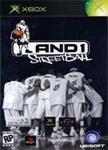Car�tula de AND 1 Streetball para Xbox
