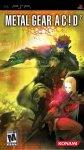 Carátula de Metal Gear Acid 2 para PlayStation Portable