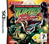 Car�tula de Teenage Mutant Ninja Turtles 3: Mutant Nightmare