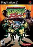 Car�tula de Teenage Mutant Ninja Turtles 3: Mutant Nightmare