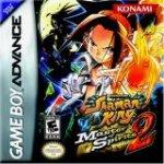 Carátula de Shonen Jump's Shaman King: Master of Spirits 2 para Game Boy Advance
