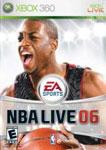 Carátula de NBA Live 06 para Xbox 360