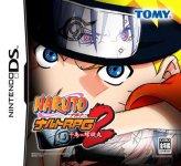Carátula de Naruto RPG 2: Chidori vs. Rasengan