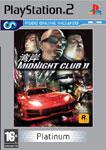 Carátula de Midnight Club II para PlayStation 2