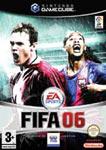 Carátula de FIFA 06 para GameCube