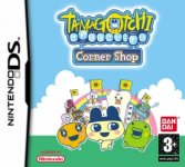 Carátula de Tamagotchi Connection Corner Shop para Nintendo DS