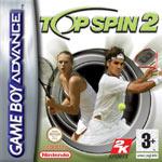 Carátula de Top Spin 2 para Game Boy Advance