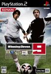 Carátula de Winning Eleven 9 para PlayStation 2
