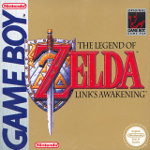 Carátula de The Legend of Zelda: Link's Awakening para Game Boy