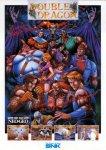 Carátula de Double Dragon (NeoGeo) para Arcade