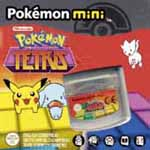 Carátula de Pokémon Mini Tetris para Pokémon Mini
