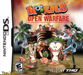 Carátula de Worms: Open Warfare