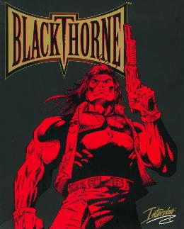 Carátula de Blackthorne para PC