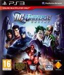 Carátula de DC Universe Online