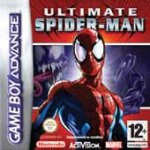 Carátula de Ultimate Spider-Man para Game Boy Advance