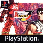Carátula de Street Fighter Alpha 3 para PSOne