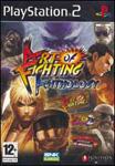 Carátula de Art of Fighting Anthology