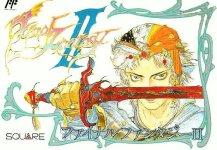 Carátula de Final Fantasy II para NES