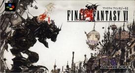Carátula de Final Fantasy VI