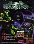 Carátula de War Gods para Arcade