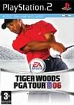 Carátula de Tiger Woods PGA TOUR 06 para PlayStation 2