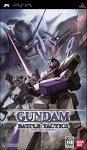 Carátula de Gundam Battle Tactics para PlayStation Portable
